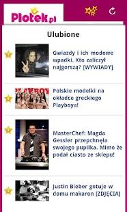 Plotek.pl - screenshot thumbnail