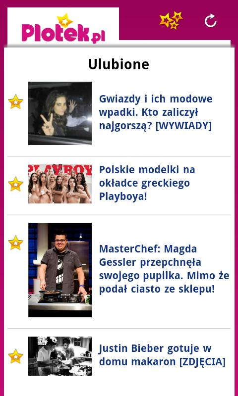 Plotek.pl - screenshot