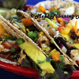 Easy Fish Tacos.