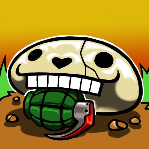 Kill a Mole! ( 打地鼠 ) 休閒 LOGO-玩APPs