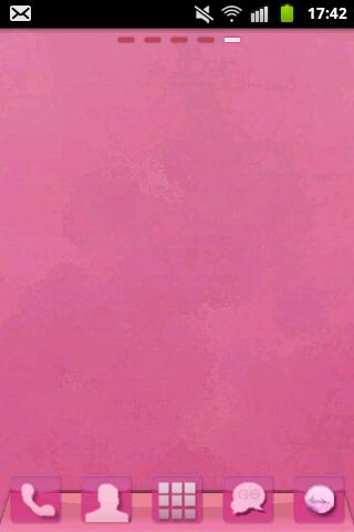 GO Launcher EX Theme Pink Buy
