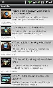 Paratuandroid.com - APP - screenshot thumbnail