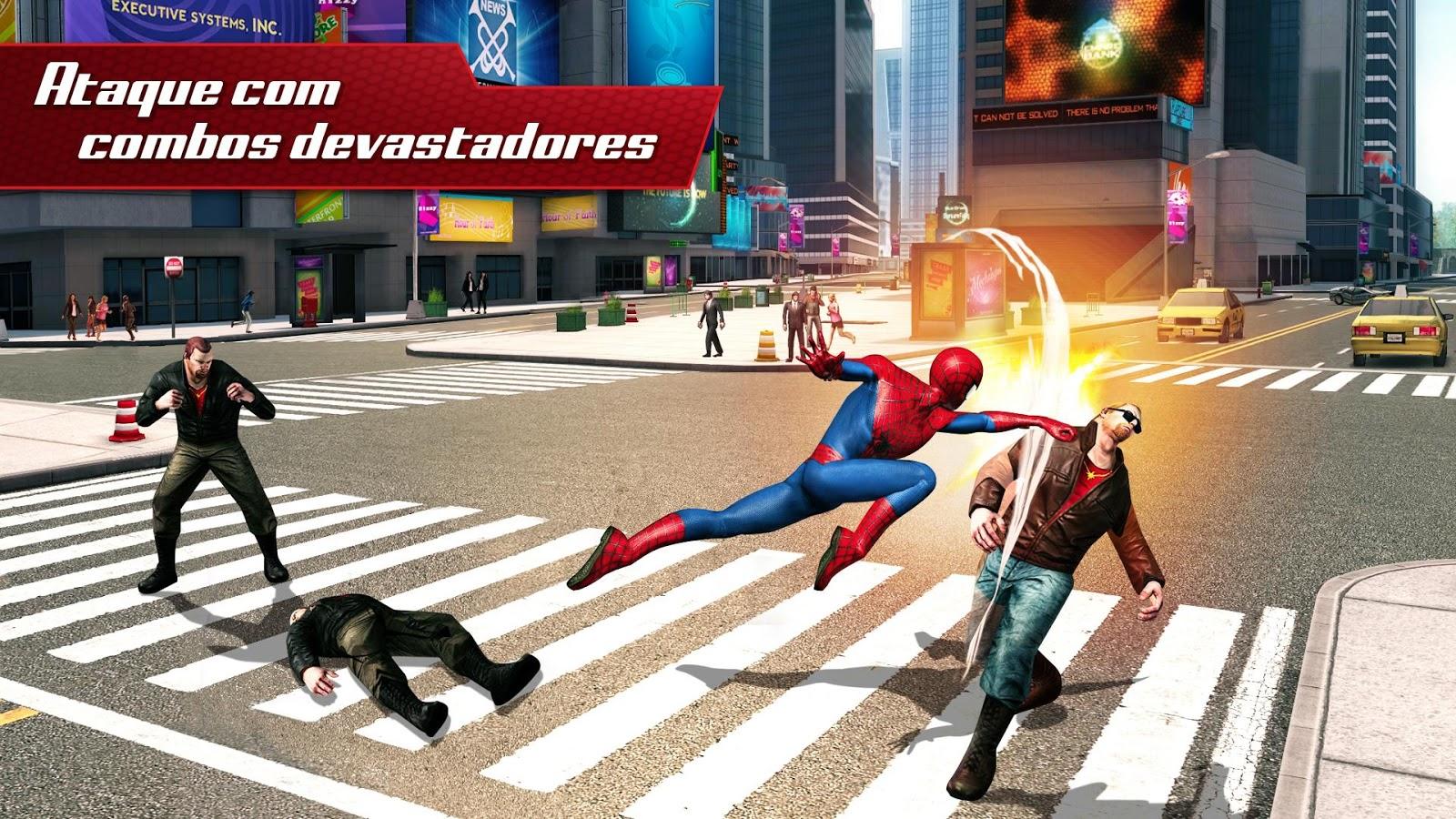 O Espetacular Homem-Aranha 2 - screenshot
