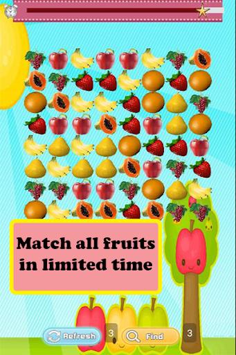 FRUIT Matching Saga