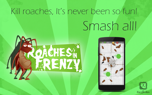 Roaches in Frenzy