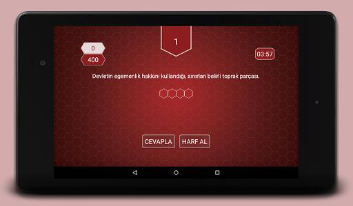 Kelime Oyunu 2.7 screenshots 6