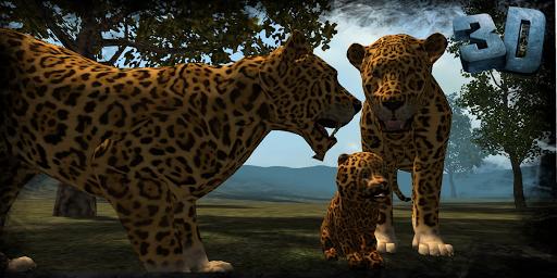 Real Leopard Cub Simulator