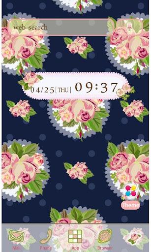 Old Rose Wallpaper Theme 1.3 Windows u7528 3