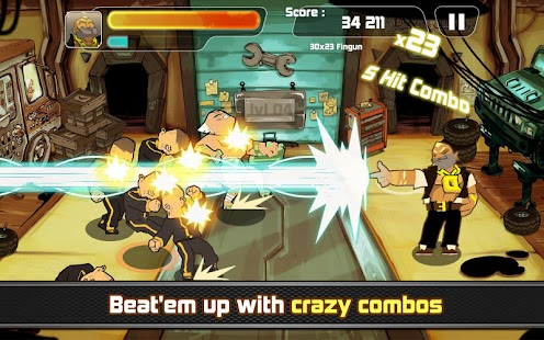 Combo Crew- screenshot thumbnail