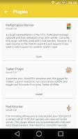Screenshot of JuiceSSH - SSH Client