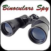 Binoculars Spy Camera