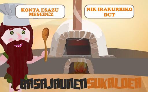 Basajaunen Sukaldea
