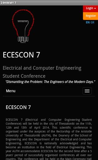 ECESCON 7