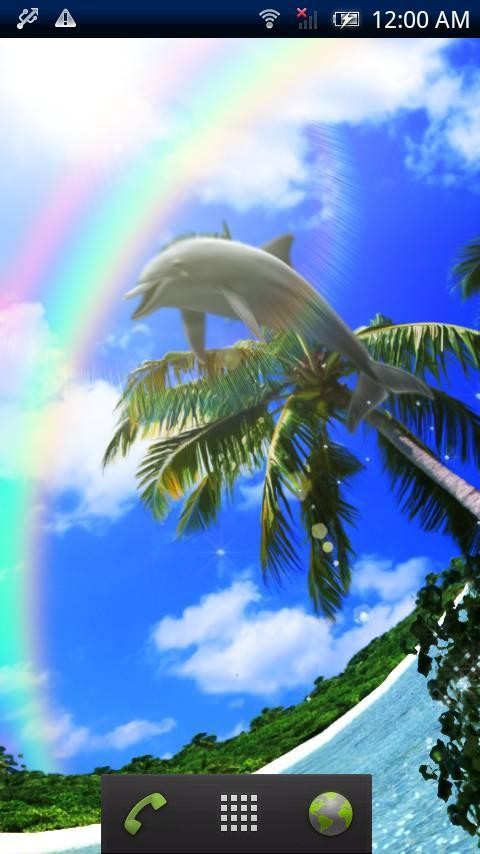 Tropical Ocean-Rainbow Trial - screenshot