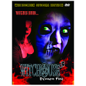 Witchouse 3: Demon Fire Movie logo
