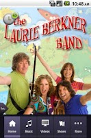 Screenshot of LaurieBBand