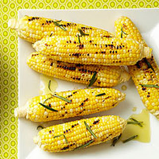 Rosemary Corn on the Cob
