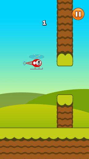 激ムズ★ヘリコプターゲーム|玩休閒App免費|玩APPs