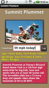Disney Tracker Plus - screenshot thumbnail