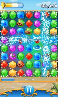 Алмазный водопад Diamond Blast_2
