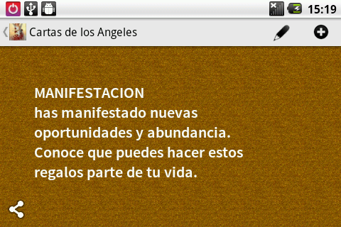 Cartas de los Angeles - screenshot