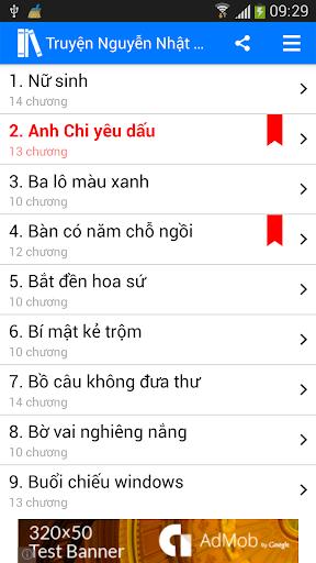 Truyen Nguyen Nhat Anh