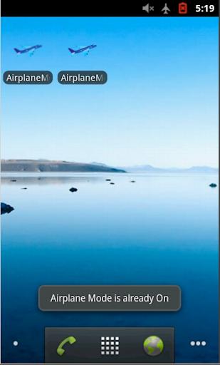 Airplane Mode Easy On 1.6 Windows u7528 2