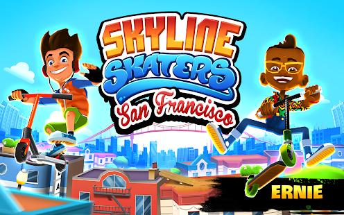 Skyline Skaters v1.3.0 (Juegos 2014)