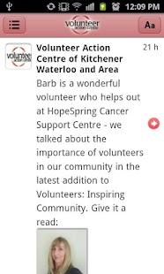 Volunteer Action Centre
