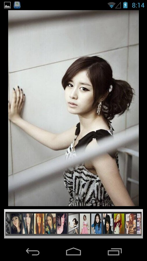 T-ara Jiyeon Photo (Free) - screenshot