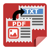 Pdf2Txt (PDF to Text)