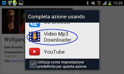 Video Mp3 Downloader - screenshot thumbnail