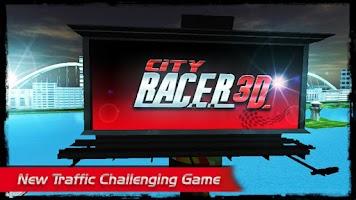 Screenshot of CITY RACER 3D