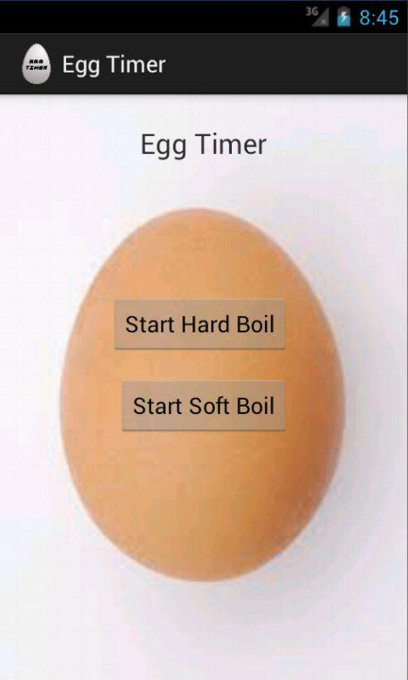 Egg Timer App - Android Apps on Google Play