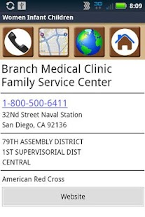 San Diego Health Services - screenshot thumbnail