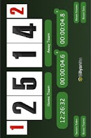 Screenshot of FlipScore Virtual Scoreboard