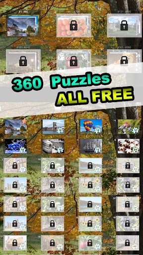 Jigsaw Puzzle 360 Free vol.2 1.0.1 Windows u7528 2