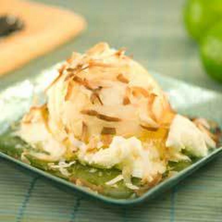Key Lime Ice Cream Treats Recipe