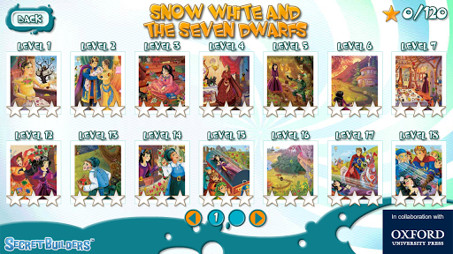 【免費解謎App】Hidden Object Jr Snow White-APP點子