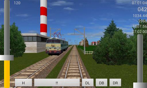 Train Driver - Train Simulator  screenshots 3