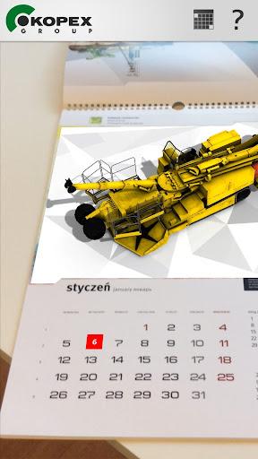 Kalendarz Kopex