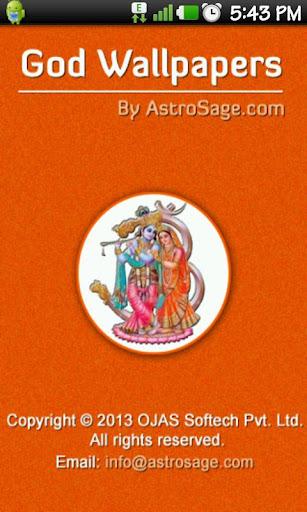 Hindu God Wallpapers - Goddess 1.0 screenshots 1