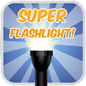 Super Flashlight+Morse! icon