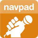 navpad for phone icon