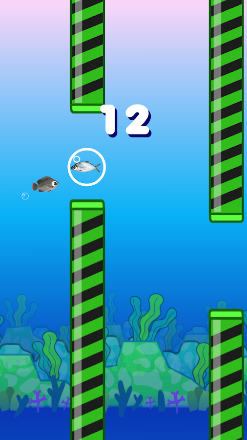 Floppy Fish - screenshot