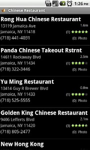 Chinese Restaurant screenshot 5