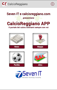 calcioreggiano.com - screenshot thumbnail