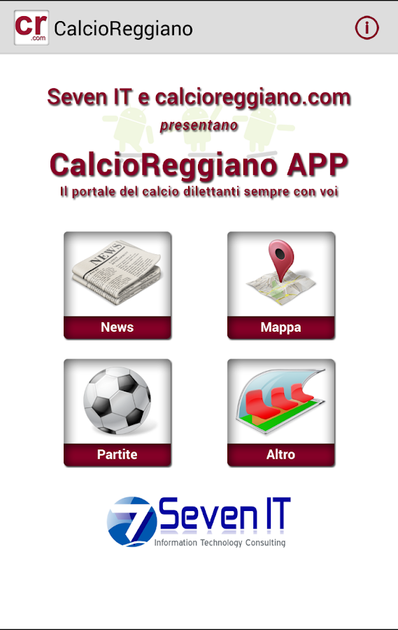 calcioreggiano.com - screenshot
