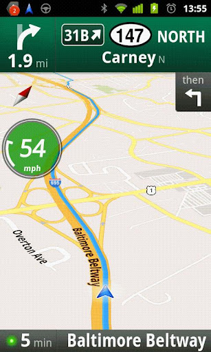 Ulysse Speedometer screenshots 2