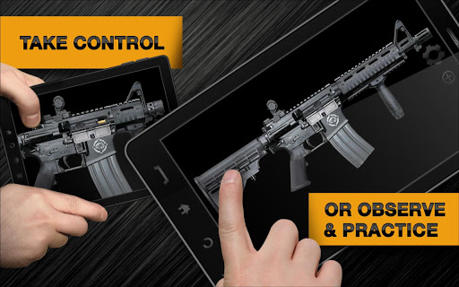Weaphonesu2122 Gun Sim Free Vol 1 2.4.0 screenshots 12